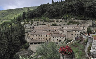 Monastery and hermitage of Camaldoli, Arezzo