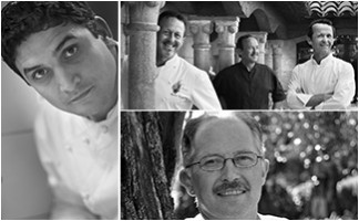 The Grands Chefs on the Route…