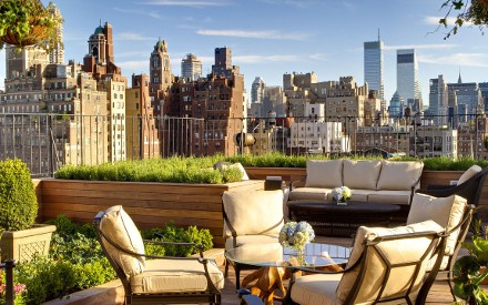 Number one hotel in New York and in the USA overall: The Surrey Hotel's list of prizes from Travel+Leisure