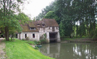 Moulin d'Andé, The Mill at Andé