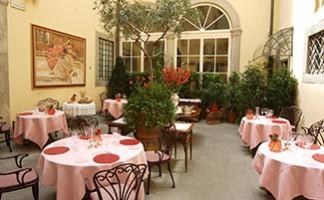 Relais & chateaux Ristorante Enoteca Pinchiorri, Firenze