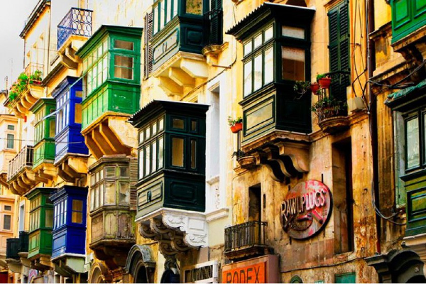 Relais & Châteaux-Häuser auf Malta