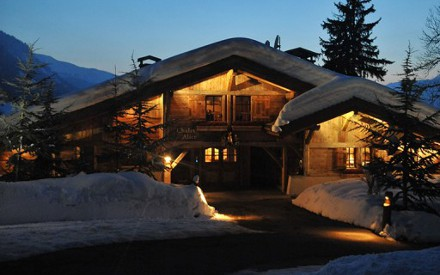 Ski in the New Year: Relais & Châteaux properties in the Alps