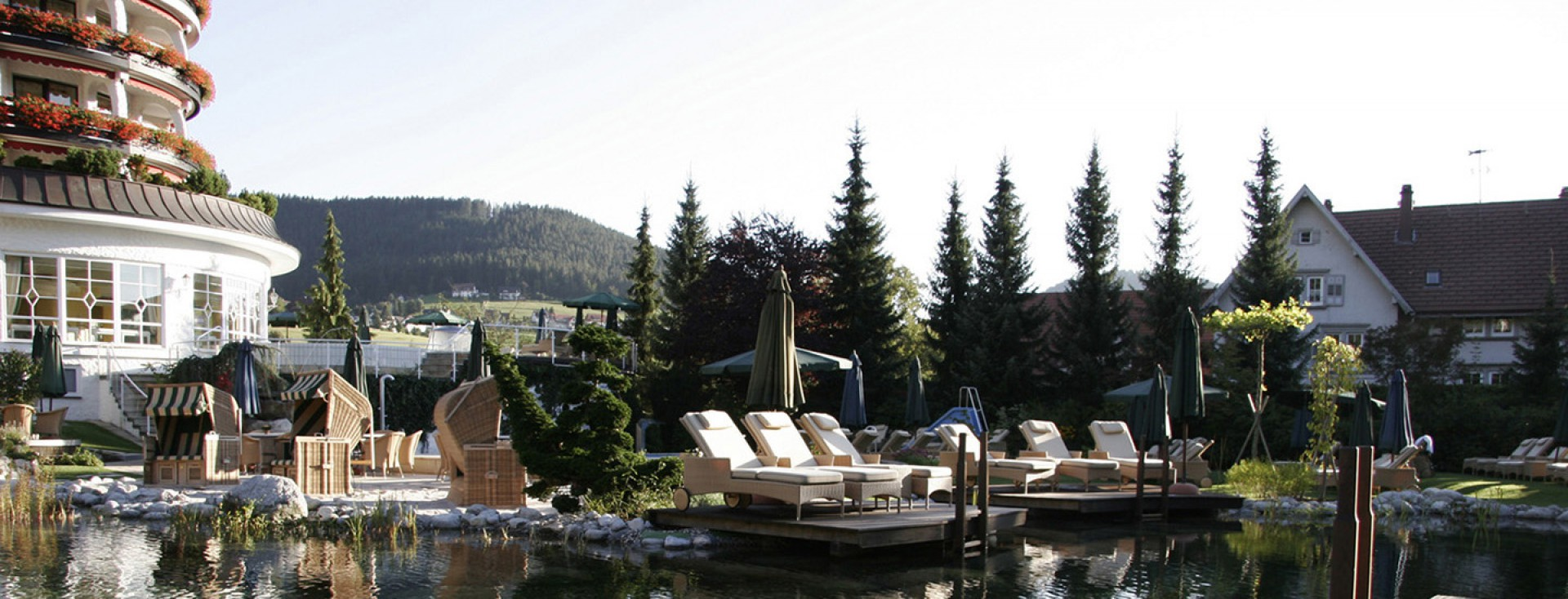 Hotel Bareiss im Schwarzwald