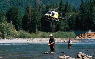 Hélicoptère pour Sonora