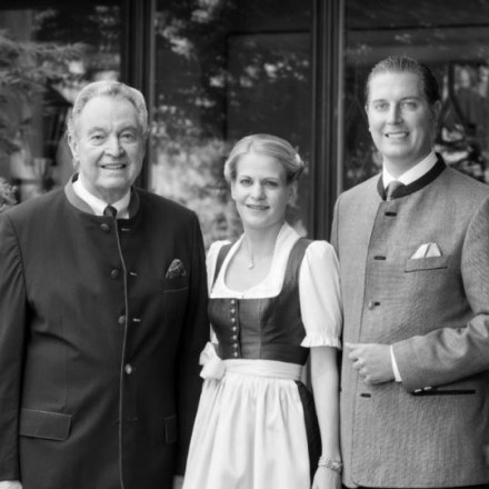 Hermann, Hannes and Britta Bareiss