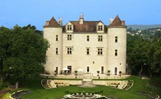 Château Lagrézette, Caillac