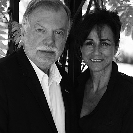 Geneviève and Jean-André Charial