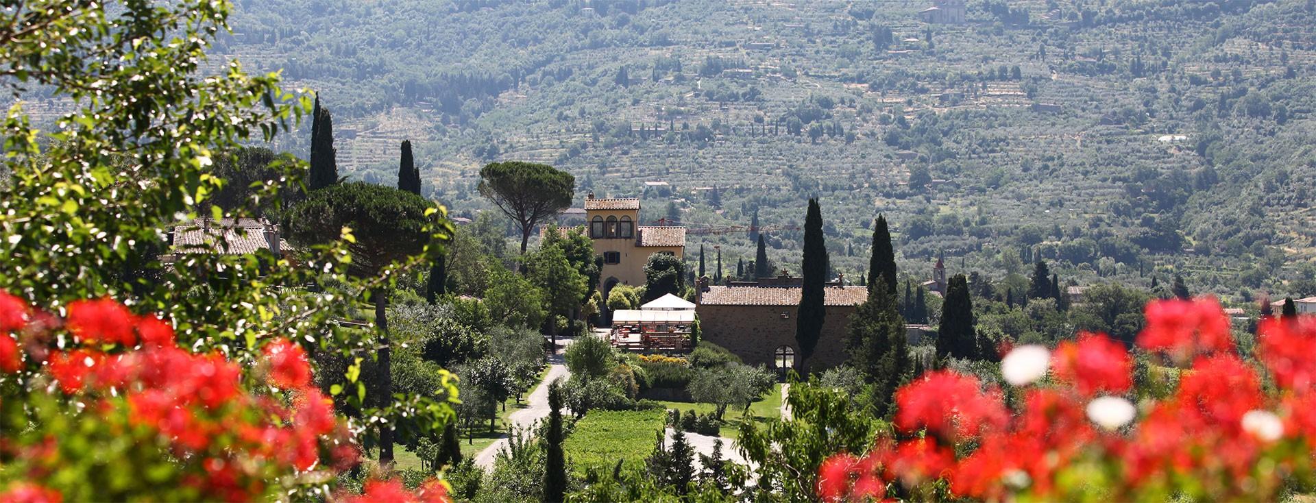 Relais Il Falconiere & Spa
