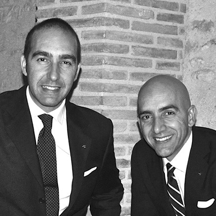 Vincenzo and Federico Bianconi