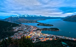 Queenstown, a unique place