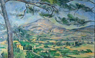 Cézanne in Aix: the Lauves studio