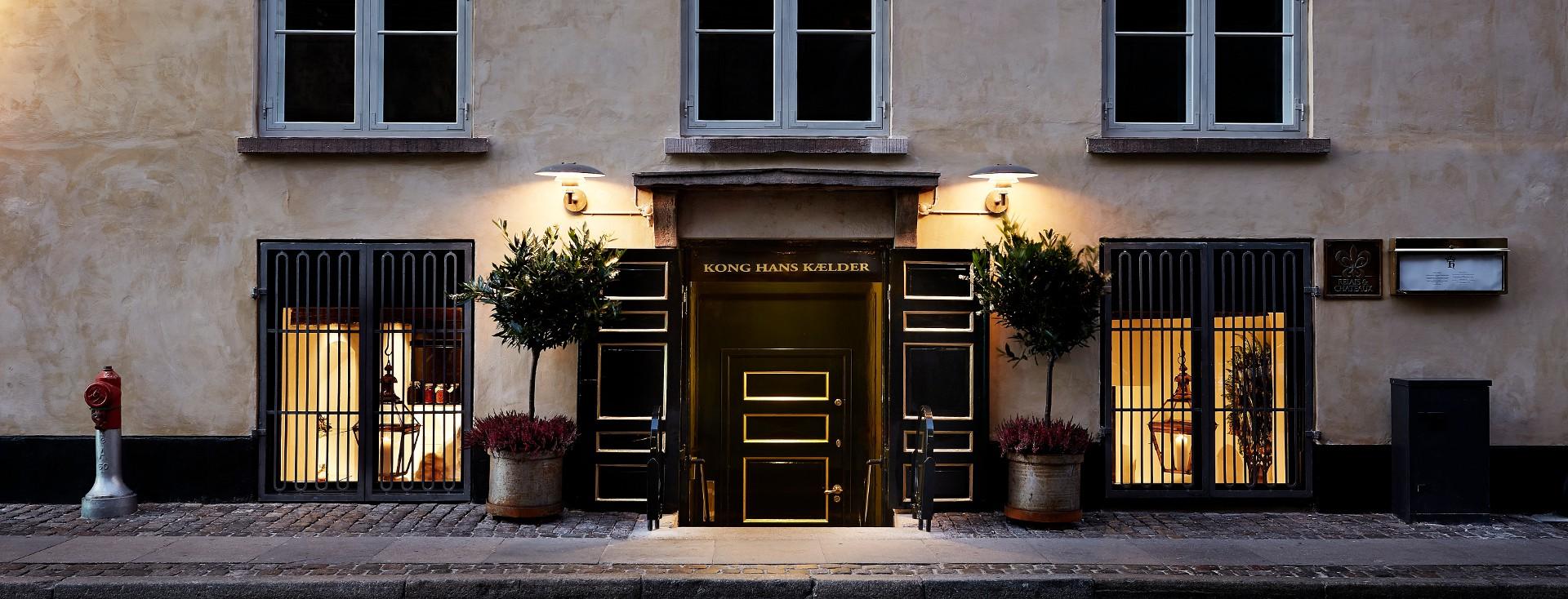 Restaurant Kong Hans Kælder