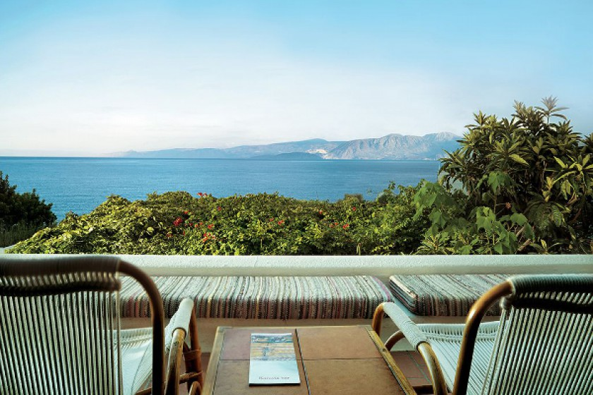 Relais & Châteaux properties in Greece