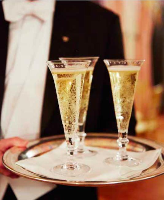 Cocktails pour le nouvel an