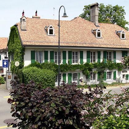 L'Ermitage de Bernard Ravet