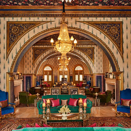 Rajmahal Palace Boutique Hotel In Jaipur Relais Amp Ch 226 Teaux