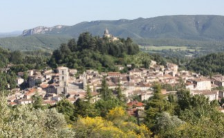 Visit to the Distilleries et domaines de Provence, Forcalquier