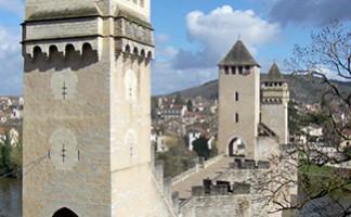 Cahors, ville médiévale