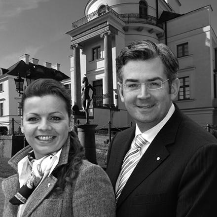 Manuela and Armin Hoeck