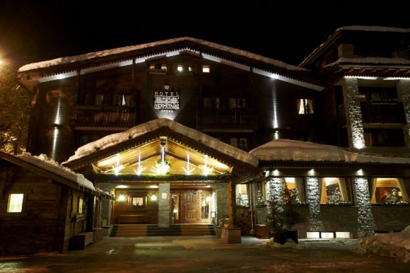 Hermitage Hotel & Spa