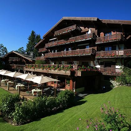 chalet du mont d arbois hotel de lujo y restaurante gourmet estrellado en la monta 241 a 1