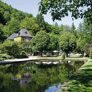 Auberge du moulin hideux h tel de luxe et restaurant - Point relais luxembourg ...
