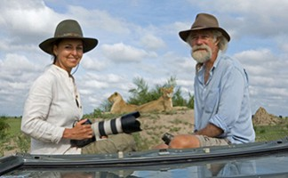 A Photo Safari from your tent...