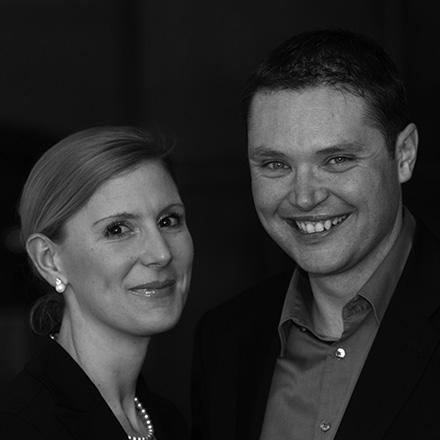 Jan-Andreas Stiller und Heike Schmidt