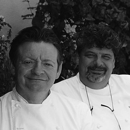 Thomas Byrne und Gilles Dupont