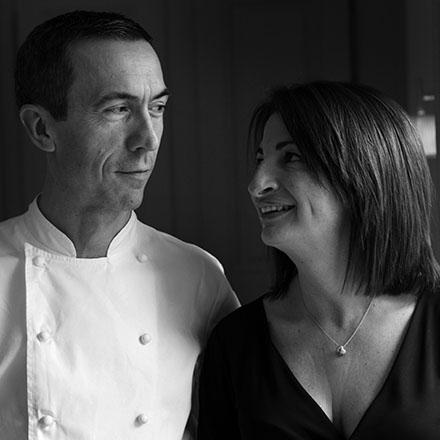 Ilario y Simonetta Mosconi