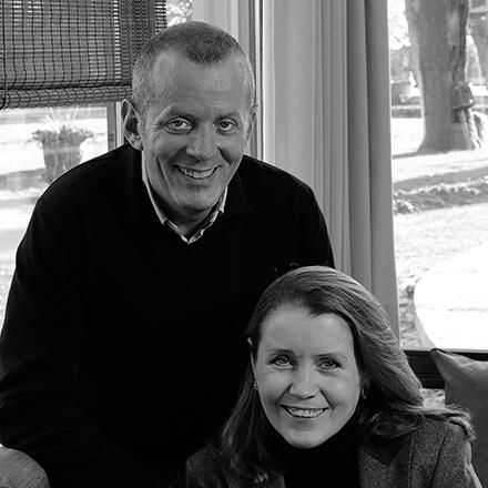 Vanessa y Arnauld Baert
