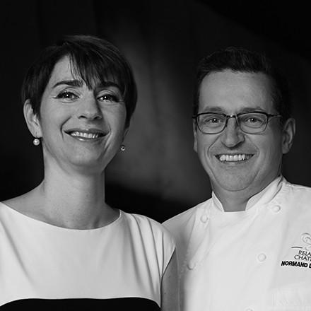 Christine Lamarche et Normand Laprise