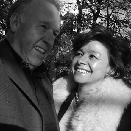 Georges Victor et Brigitte Schmitt