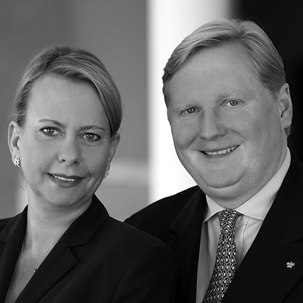 Michael et Stephanie Teigelkamp