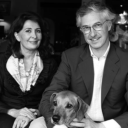 Edmondo e Alessandra Segre