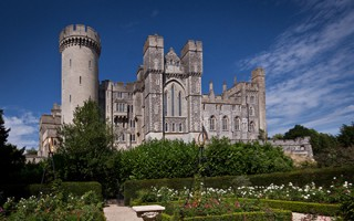 Feast your eyes upon Arundel castle