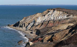 Aquinnah Cliffs, Martha's vineyard