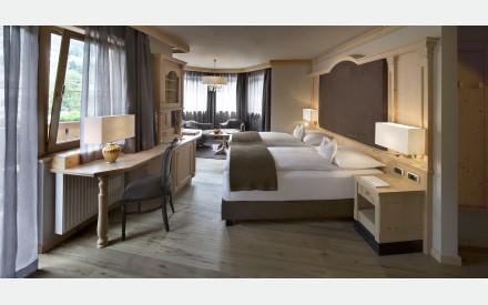 Gardena Grödnerhof, Hotel di lusso e Ristorante gourmet stellato in ...