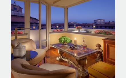 Hotel Raphael, Boutique Hotel in Roma – Relais & Châteaux