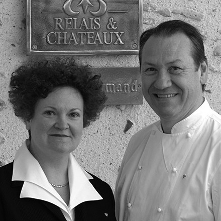 Marie-Christine and Didier Clément