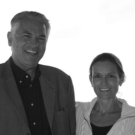 Carmen and Werner R. Wunderli