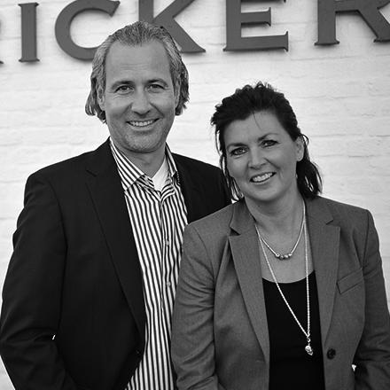 Kerstin and Holger Bodendorf
